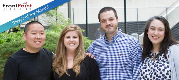 FrontPoint Team Photo