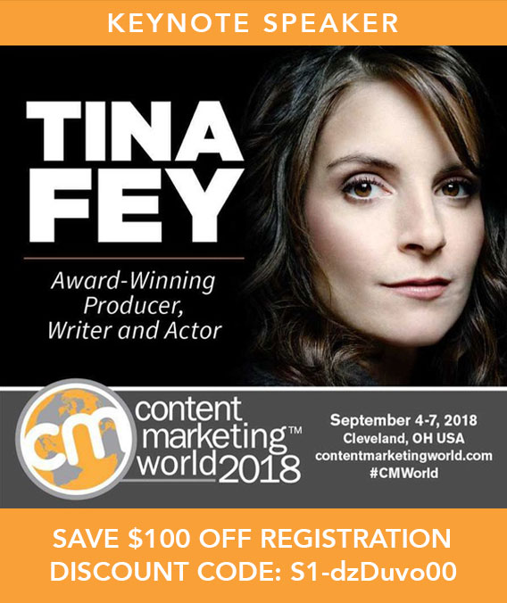 Content Marketing World 2018 - DivvyHQ Promo Discount