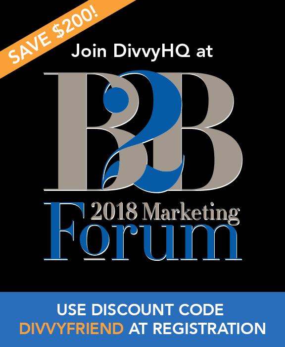 MarketingProf's 2018 B2B Marketing Forum