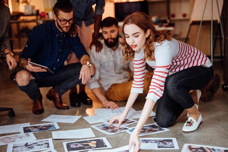 creative content collaboration