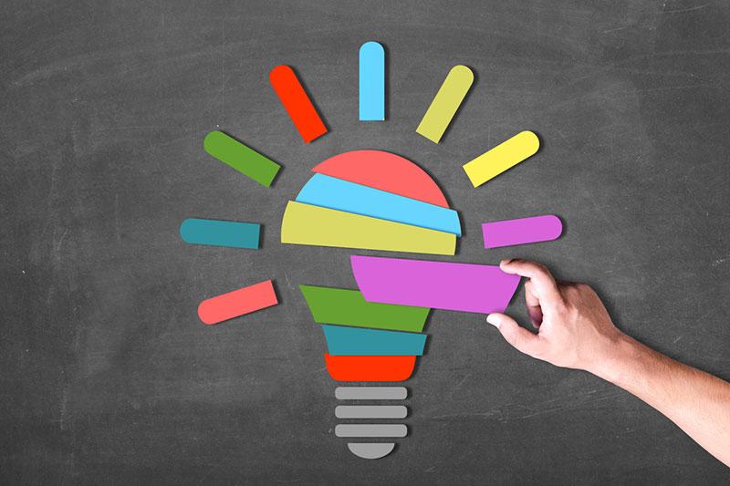 content collaboration - centralized idea storage