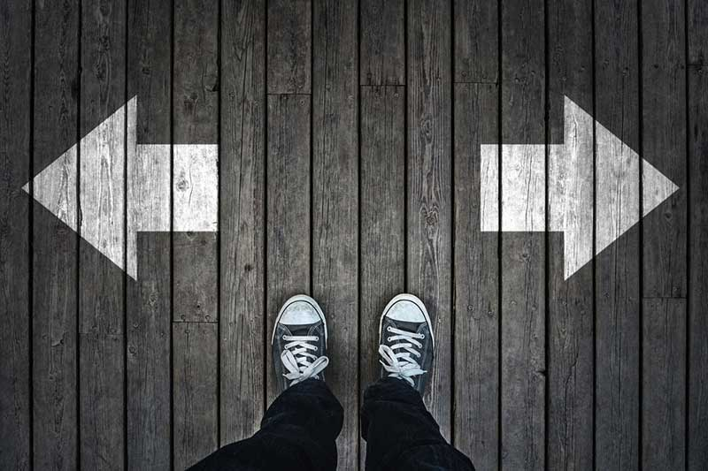 analysis paralysis - which path to take