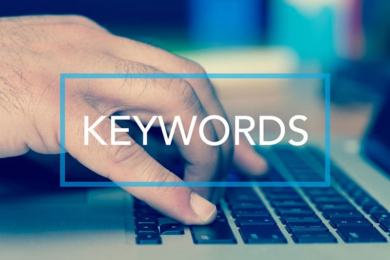 editorial planning tips - keyword analysis