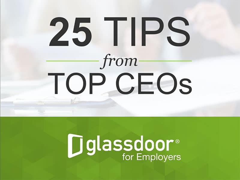 B2B Content Marketing Examples - Glassdoor eBook