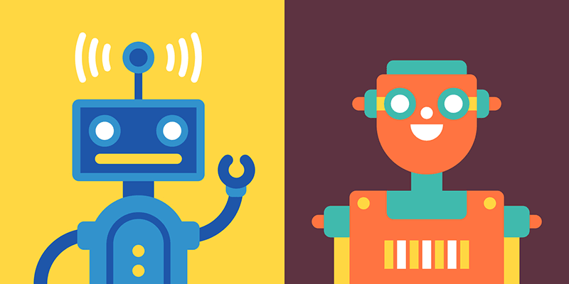 landing page elements - build trust with a chatbot