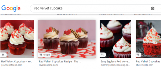 DivvyHQ - Google Image Search - Red Velvet Cupcake - Example 2