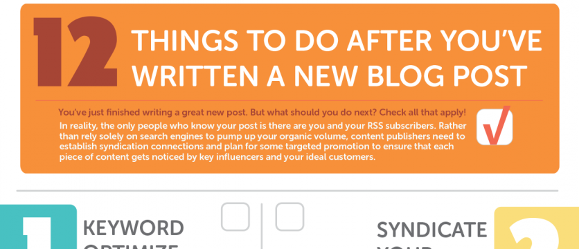 A Lesson in Content Repurposing, Infographic Style