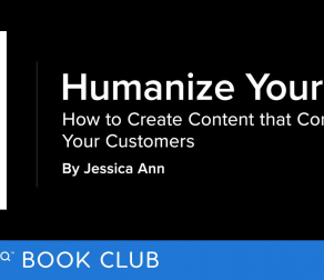 """DivvyHQ Book Club: """"Humanize Your Brand"""" by Jessica Ann"""