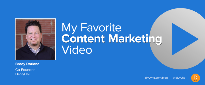 Series Intro: My Favorite Content Marketing Video