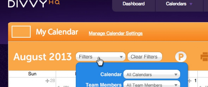 New Features for DivvyHQ's Editorial Calendar Interface