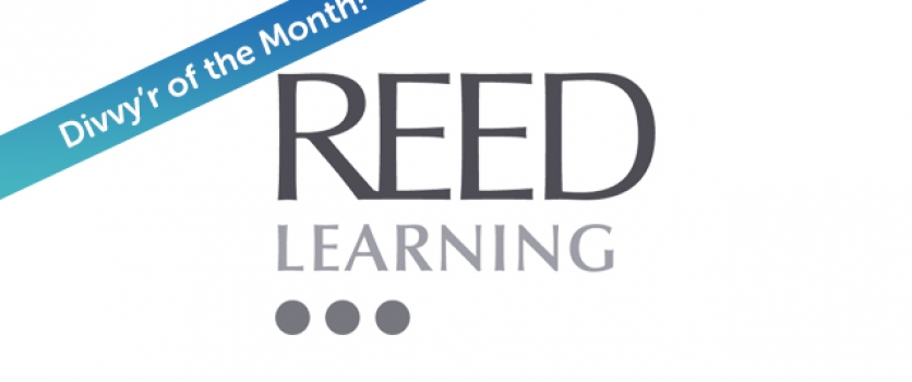 Divvy'r of the Month – Reed Learning