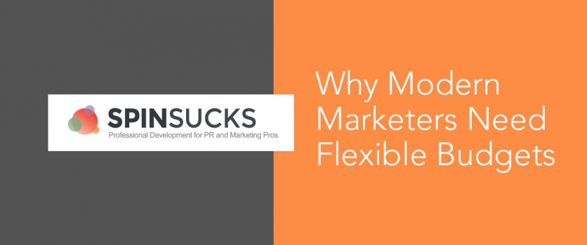 Why Modern Marketers Need Flexible Budgets