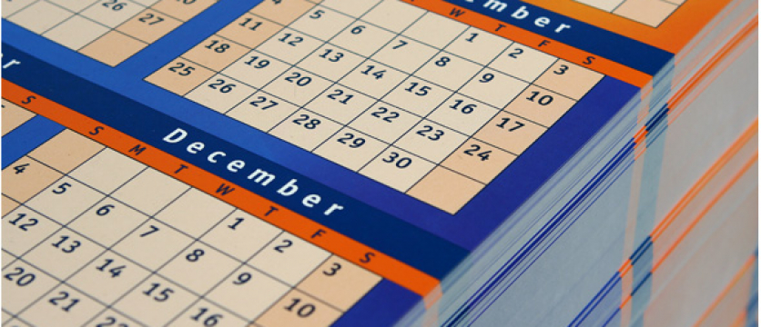 Photos Of Calendars