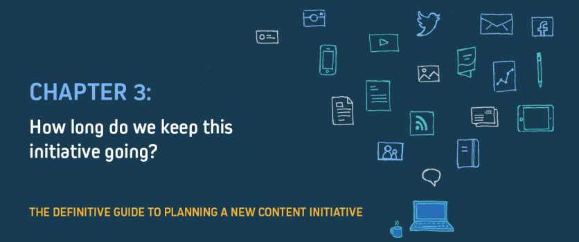 Are You Ready for the Content Marketing Commitment?